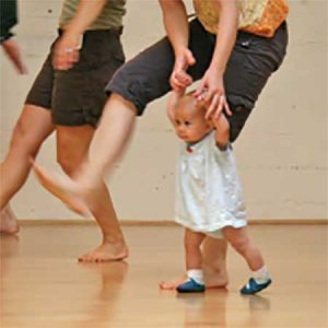 Early Childhood Dance Classes 0-4 years