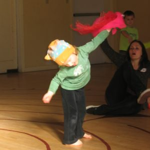 Dance in Early Childhood & Family Dance