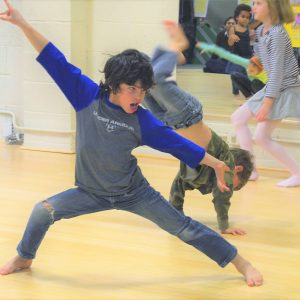 School-age Dance Classes 5-12 years