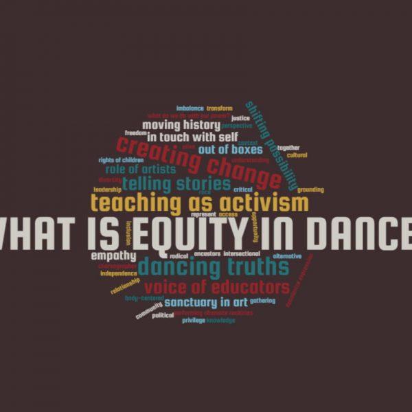 Dance Ed Forum postcard front-1
