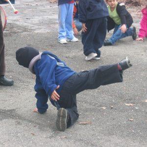 square boy playground